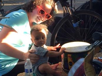 2016 drum in park 4